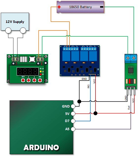 Arduino your home environment the lithium