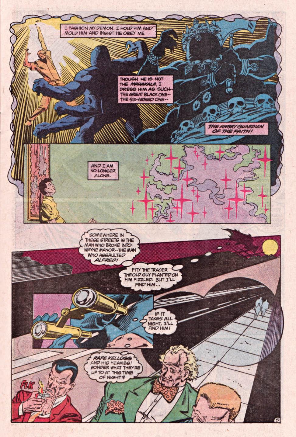 Detective Comics (1937) 602 Page 5