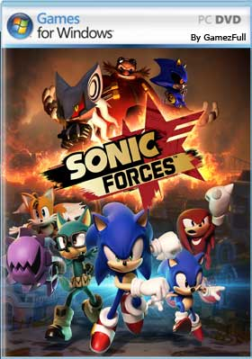 Sonic Forces PC Full [Español] [MEGA]