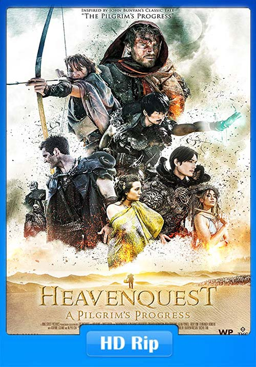 Heavenquest A Pilgrim's Progress 2020 720p WEBRip x264 | 480p 300MB | 100MB HEVC