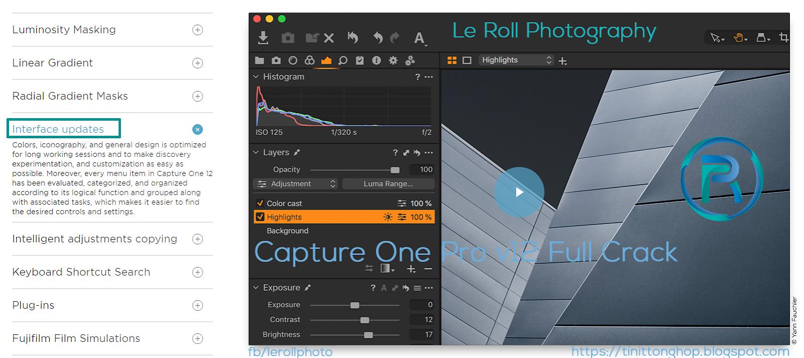 Capture One Pro v12 Full Crack - Phần Mềm Chỉnh Sửa Ảnh Đình Đám