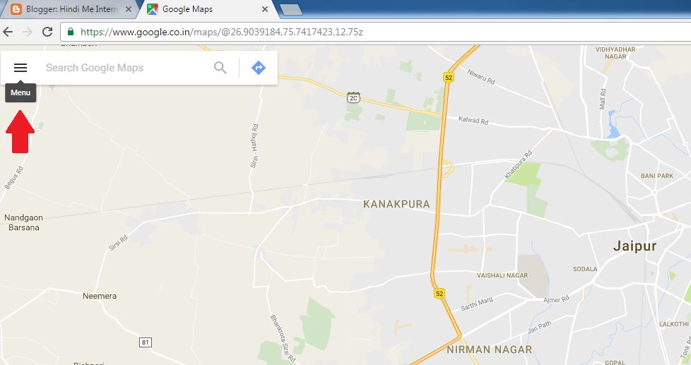 Google Map Me New Place Kaise Add Kare ~ Hindi Me Internet