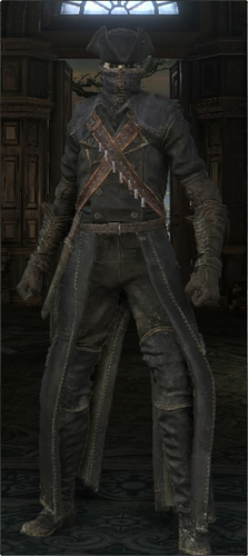Yharnam Hunter Set
