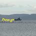 ΤΙ ΣΥΜΒΑΙΝΕΙ; Πολεμικό πλοίο εμφανίστηκε στην παραλία της Νέας Μάκρης...
