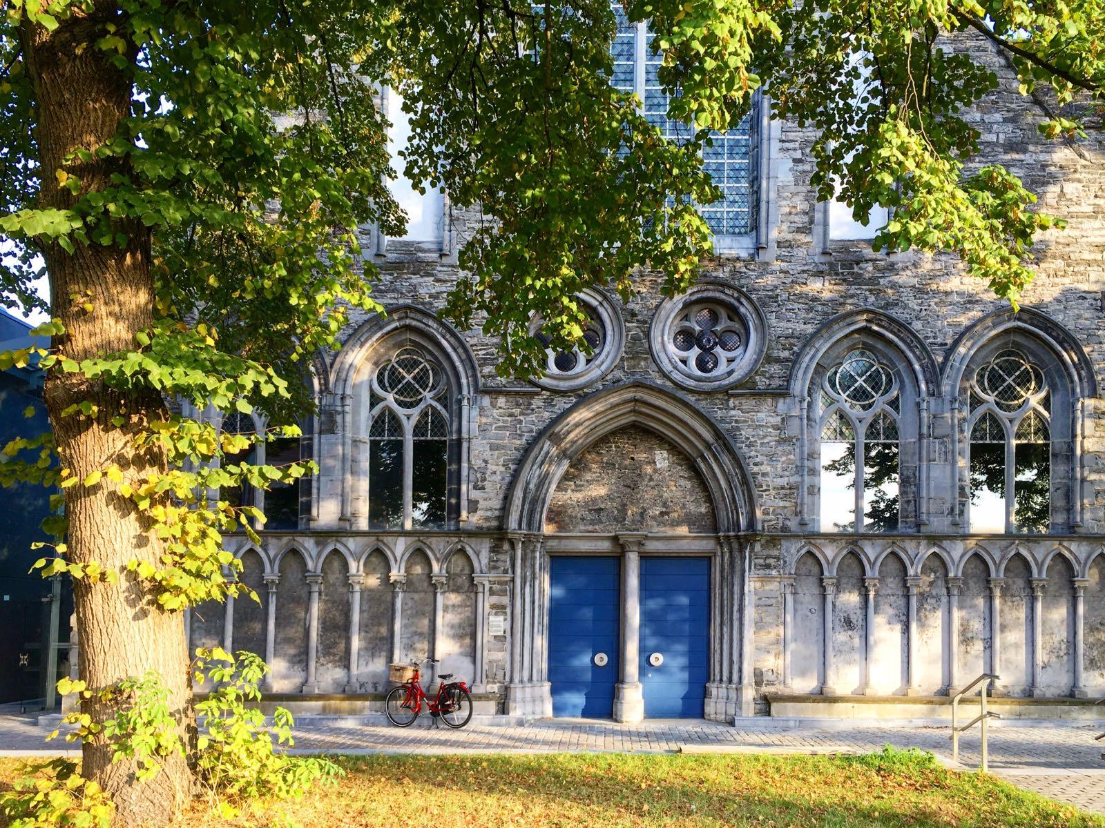 Le Chameau Bleu - Blog Voyage Gand Belgique - Photo de la ville de Gand