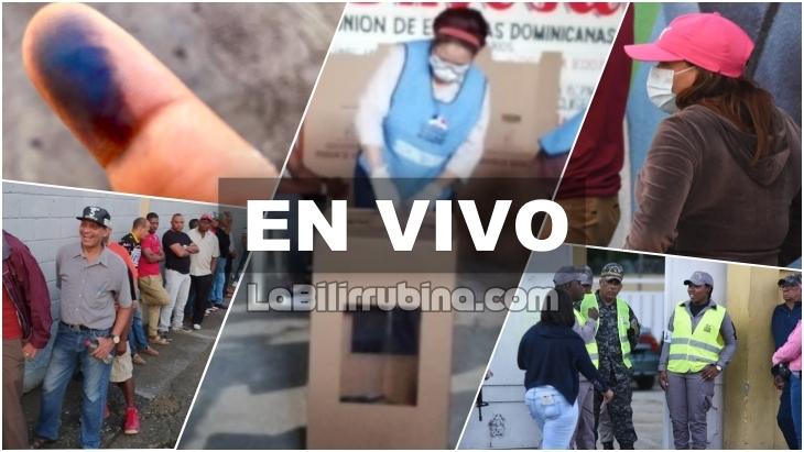 EN VIVO: Elecciones Extraordinarias Municipales