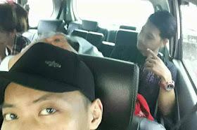 Salah Naik Grab Car ke Summarecon Mall Serpong