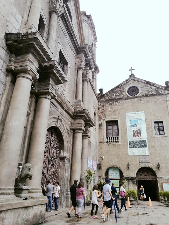 San Agustin Church, Intramuros Manila