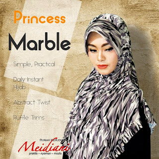 Jilbab Olahraga Princess Marbel