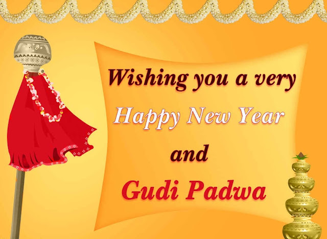 Gudi Padwa - Happy New Year