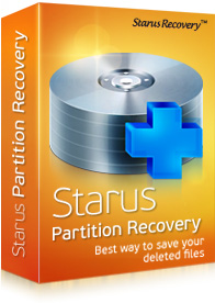 Starus Hard Disk Partition Recovery Software Tool