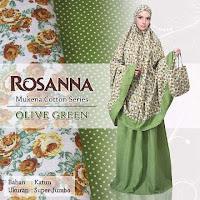Mukena Bali Rosanna Green Oliver