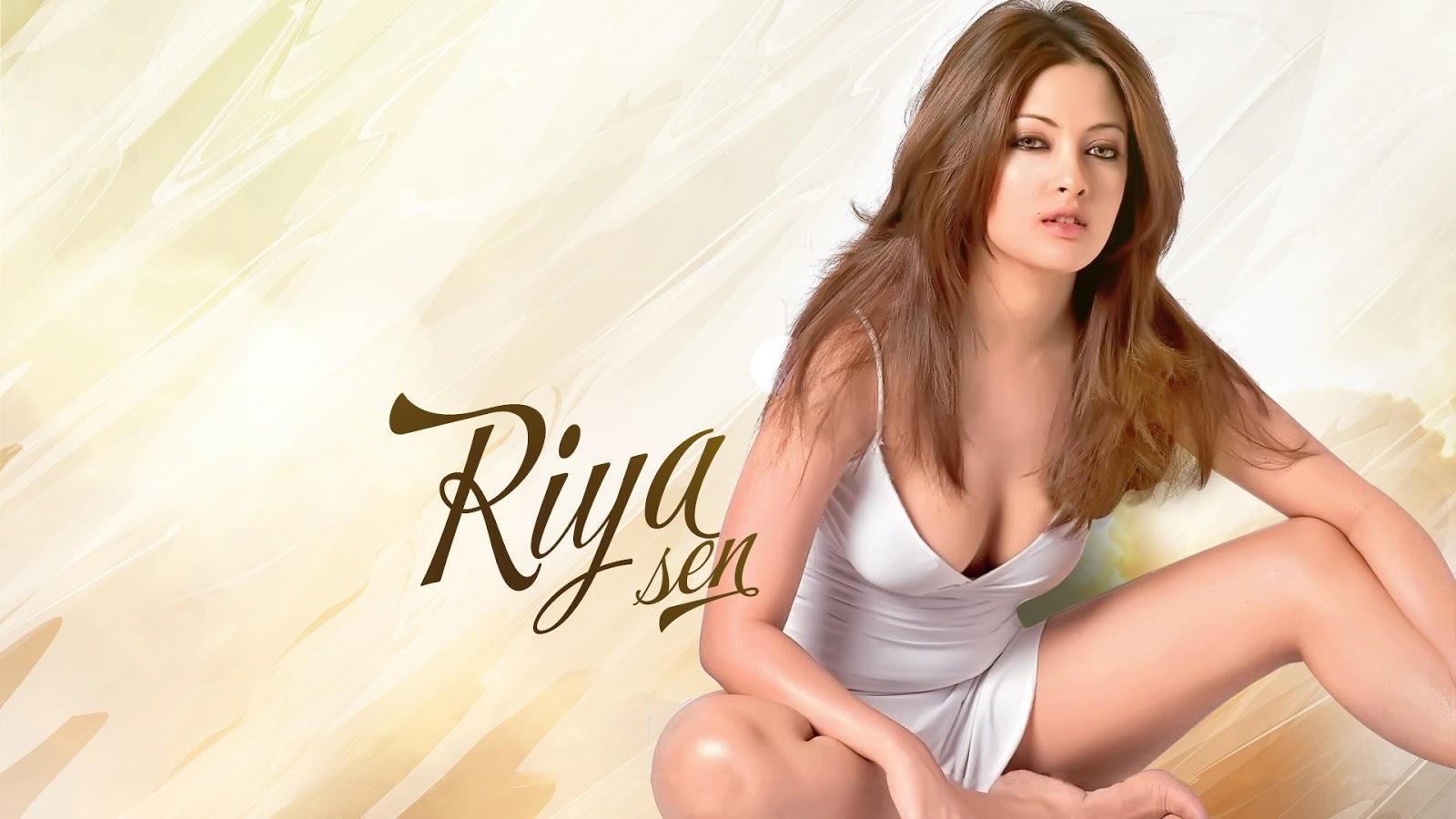Riya Sen Hot Cute Wallpapers