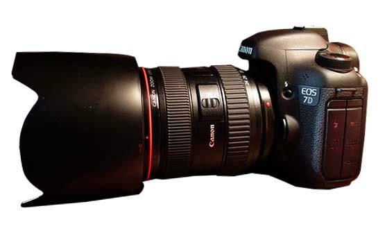 Daftar Harga Kamera Canon EOS 7D Baru dan Spesifikasi Lengkap 2015