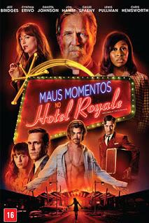 Maus Momentos No Hotel Royale - BDRip Dual Áudio