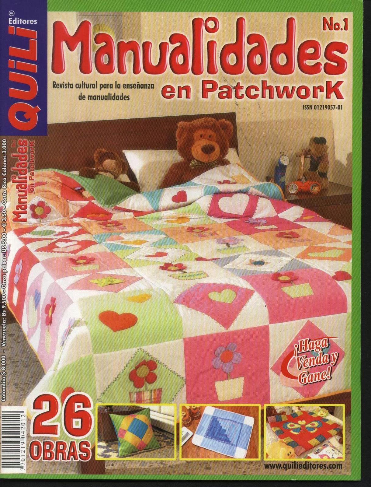 Revista de patchwork gratis revistas de manualidades gratis for Revistas de decoracion gratis