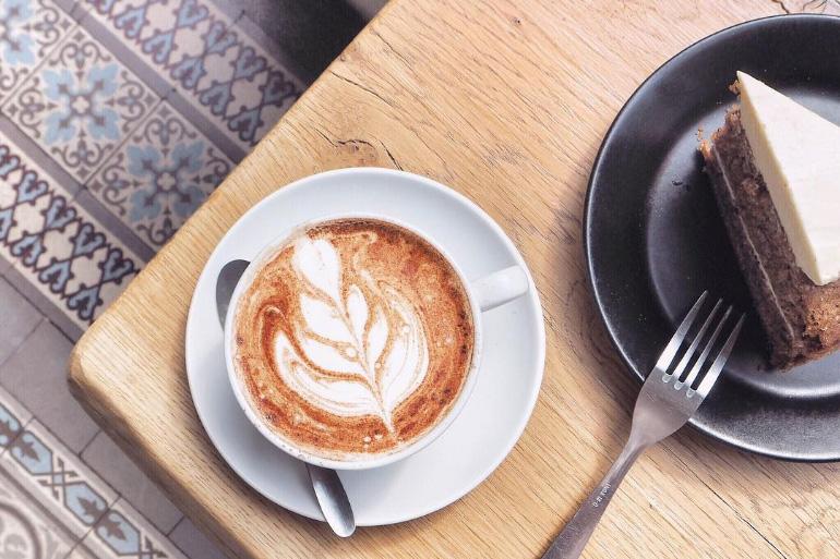 Bonne adresse à Paris - coffee house Passager