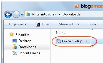 Cara Mudah Menginstal Mozilla Firefox