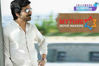 Ravi Teja's Next Movie Big Deal With Mythri Movie Makers