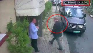 Suudi infaz timi Cemal Kaşıkçı'yı Öldürdü
