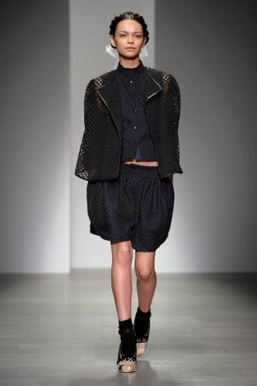 Latest London Fashion Week AW14 2014-15