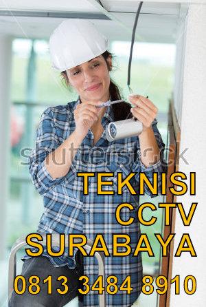 teknisi cctv surabaya