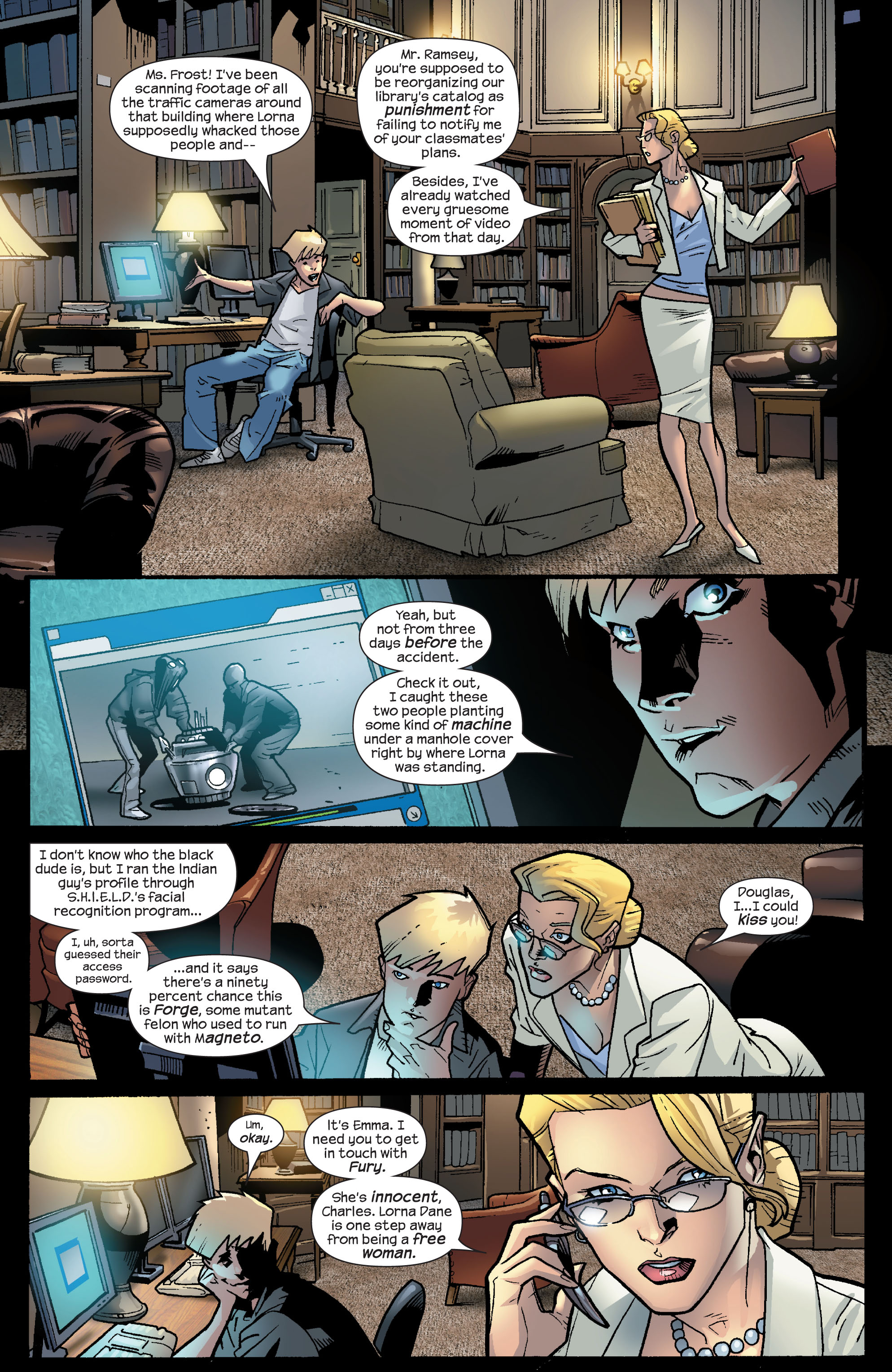 Read online Ultimate X-Men comic -  Issue #64 - 3