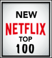 Top 100 new and popular movies from Netflix