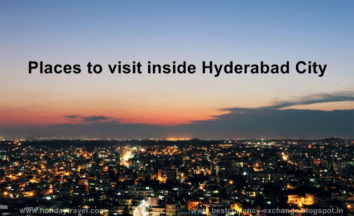Plan your Visit to Hyderabad
