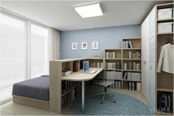 Yuk! Bikin Ruang Kerja Dalam Ruang tidur, Beginilah Penataannya