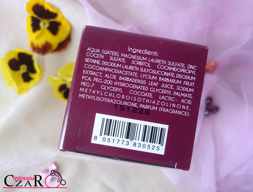 Płyn do higieny intymnej z ekstraktem jagód Goji DERMA PLUS
