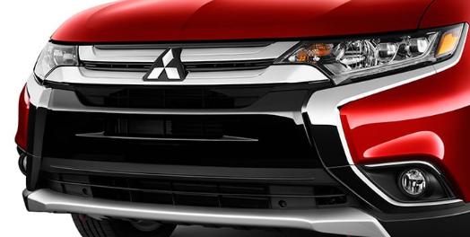 2018 Mitsubishi Outlander Redesign