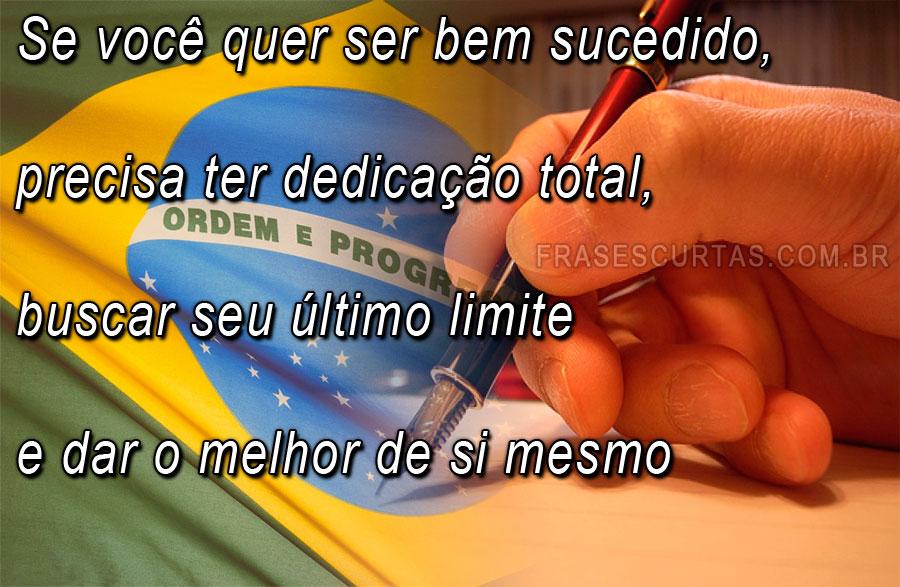 Mensagens Pensamentos E Frases De Brasileiros Famosos Frases Curtas