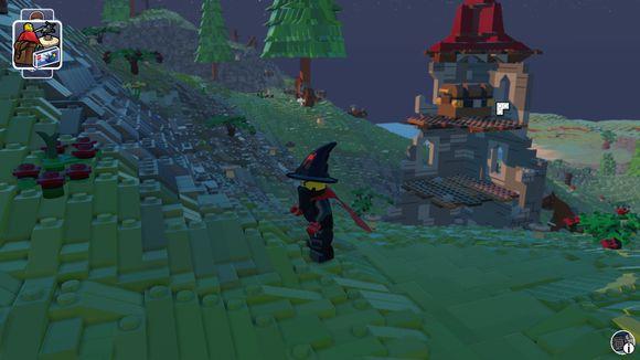 樂高世界 (LEGO Worlds) 部分寶箱位置分享