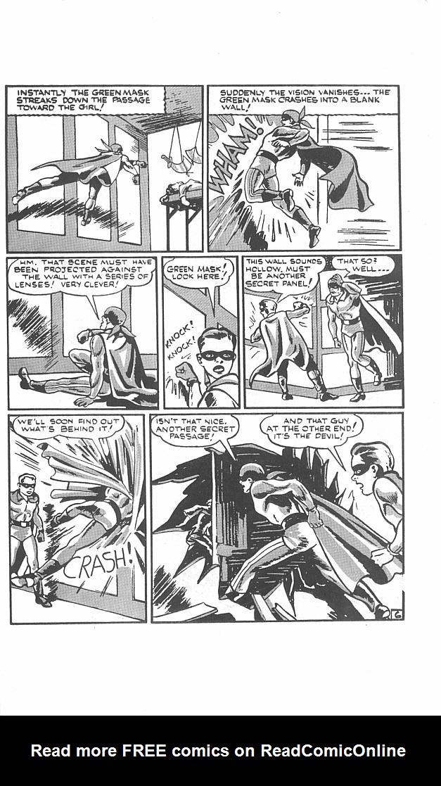 Read online Men of Mystery Comics comic -  Issue #25 - 41
