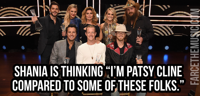 ARTISTS farce the music monday morning memes the walking dead, fgl, shania