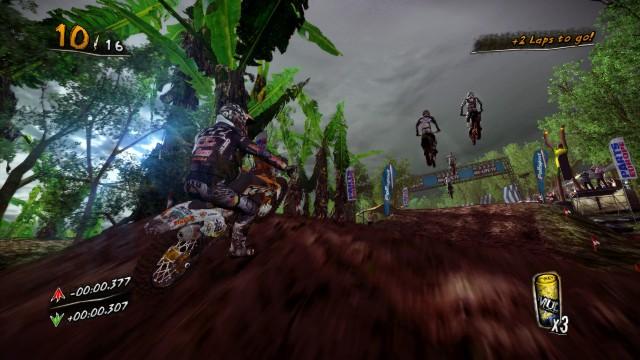 MUD FIM Motocross PC Games Gameplay