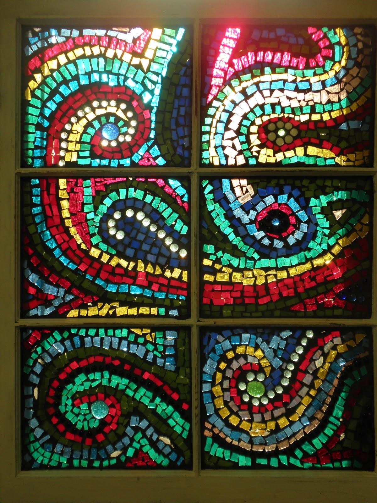 Kaminski S Creations Stained Glass Mosaic