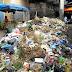 Sampah Menggunung di Pasar, Pedagang Enggan Bayar Ristribusi