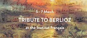 Institut francais tribute to Berlioz