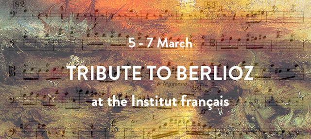 Institut francais tribute to Berlioz