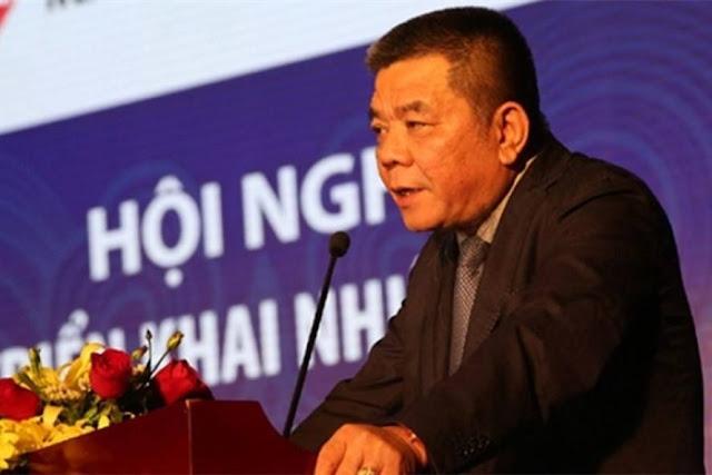 Sau nhiều đồn đoán, ông Trần Bắc Hà đã bị bắt để phục vụ hoạt động điều tra