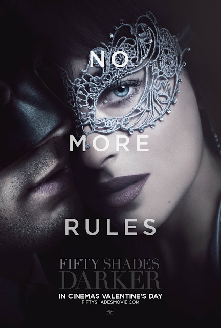 Fifty Shades Darker Movie Poster Anastasia No More Rules