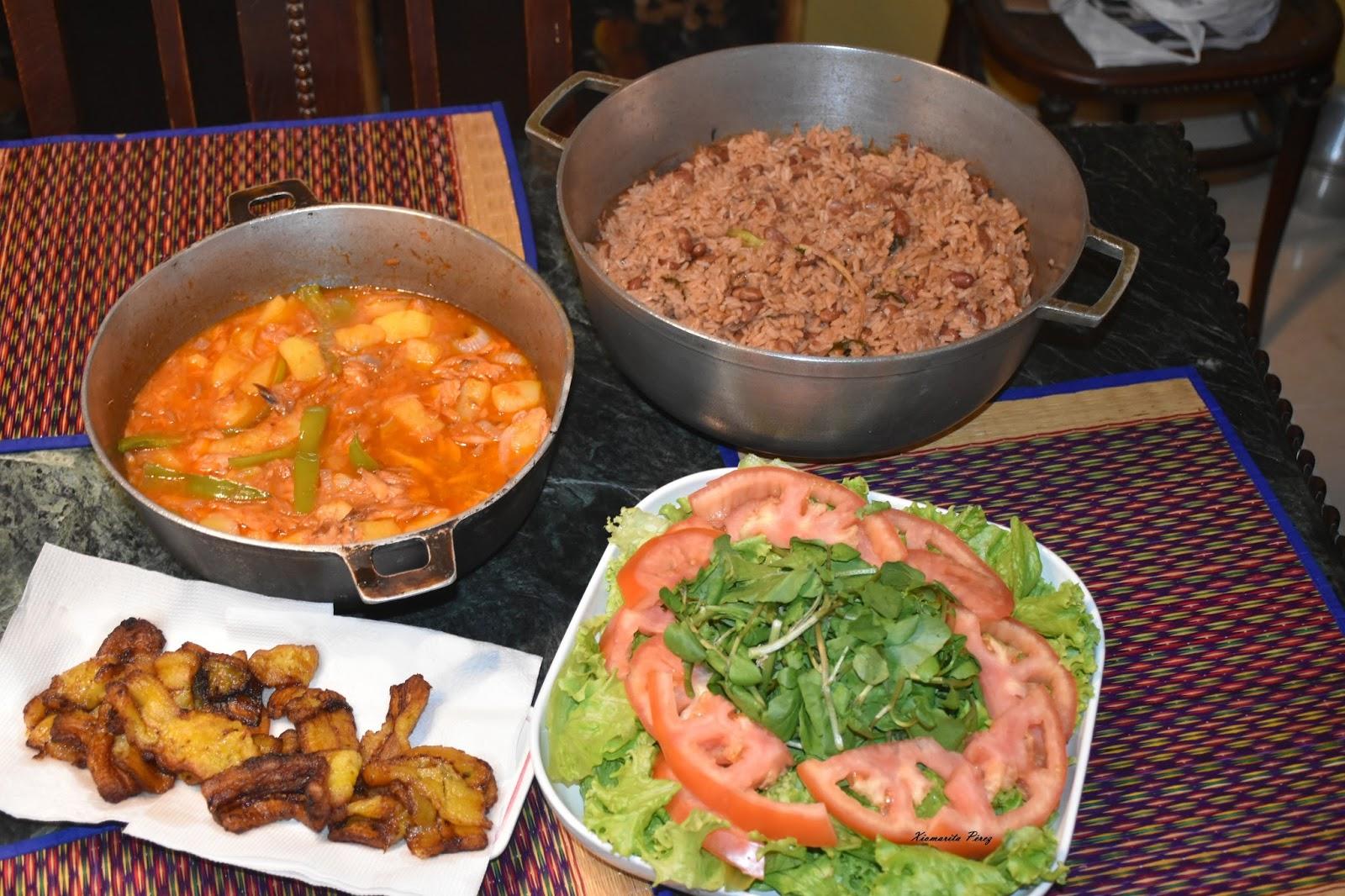 comida tradicional dominicana folklore dominicano