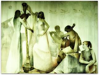 Curso de Música - 'As Artes', Aldo Locatelli (1958) - Instituto de Artes da UFRGS, Porto Alegre