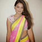 Hot Photos of Nikitha Narayana In Saree