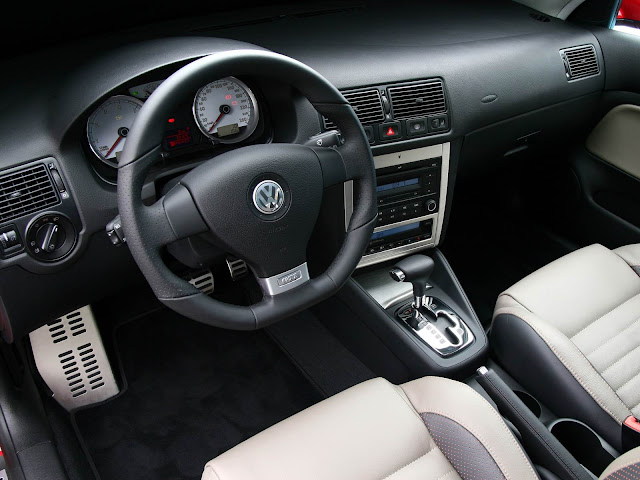 VW Golf GTI 2002 Automático AISIN 5 marchas