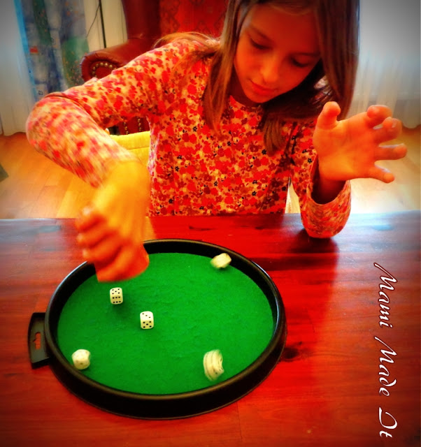 Playing With Numbers - Spielen mit Zahlen - Yatzy
