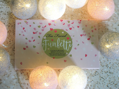 Too Faced Funfetti-recenzja i swatche+najnowsze palety Too Faced