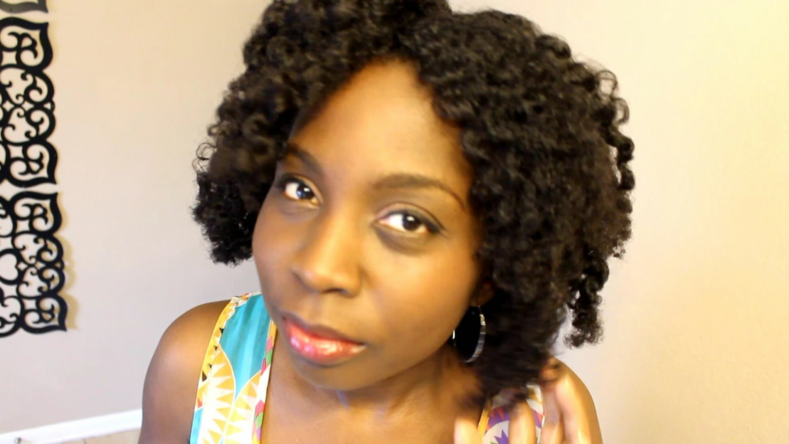 How to Create Fuller Twistout in Fine or Thin Natural Hair
